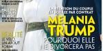 Melania Trump pétrifiée par son mari - Pourquoi elle ne peut pas divorcer (photo)