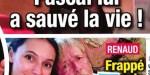 Renaud sauvé par  Lolita, son pilier - L'événement célébré ce week-end (photo)