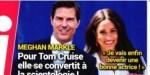 Tom Cruise - Meghan Markle dans la Scientologie - Ligne rouge dépassée (photo)