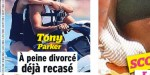 Tony Parker recasé avec Alizé Lim, l'ex de Florent Manaudou