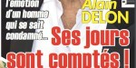 Alain Delon,  aphasique et paralysé - Alain-Fabien ouvre enfin son cœur (photo)