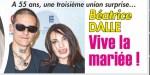 Béatrice Dalle, Paul Bichet Galaup, comportement flippant avant leur mariage