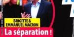 Brigitte Macron, rupture présidentielle - Lassée, elle réplique en plein vol (photo)