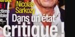 """Carla Bruni pétrifiée - Nicolas Sarkozy """"dans un état critique"""", la vérité en photo"""