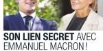Claire Chazal, son lien secret avec Emmanuel Macron