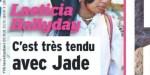 Jade Hallyday en pleine crise - réaction de David Hallyday