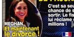 Meghan Markle, prince Harry, dissensions conjugales à L.A, et maintenant le divorce
