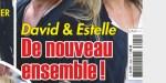David Hallyday, Estelle Lefébure ensemble, 20 ans après leur divorce