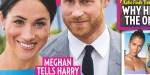 Meghan Markle, second bébé avant 40 ans, lourde pression sur Harry hésitant (photo)