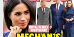 William, Kate Middleton, cauchemar au palais, terrible menace de Meghan Markle, 75 millions en jeu (photo)