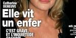 Catherine Deneuve en plein cauchemar après son AVC - Photo qui révèle tout