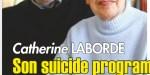 Catherine Laborde, Thomas Stern,  un suicide programmé