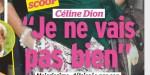 """Céline Dion clouée à Montréal, la pandémie lui brise le moral """"Tout est gris dans ma tête"""""""
