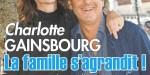Charlotte Gainsbourg, Yvan Attal, la famille s'agrandit