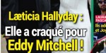 Eddy Mitchell, Laeticia Hallyday, couple improbable, sa mise au point