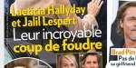 Jalil Lespert, Laeticia Hallyday, ça va très vite - André Boudou donne son aval
