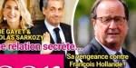 """Julie Gayet, """"liaison"""" avec Nicolas Sarkozy - Elle brouille les pistes et fait une révélation"""