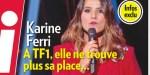 Karine Ferri, grosse désillusion à TF1 - Elle ne trouve plus sa place