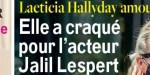 Laeticia Hallyday, terrible pression - coup de pouce à Jalil Lespert
