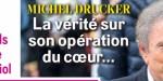 Michel Drucker hospitalisé - inquiétant comportement, l'aveu d'un proche