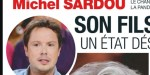 Michel Sardou, son fils dans un état désespéré - aveu plein d'amertume d'Eddy Mitchell