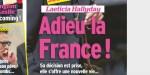 Laeticia Hallyday, adieu la France, sa décision est prise