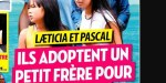 Laeticia Hallyday, Pascal, adoption avortée - Le maman de Jade ouvre son coeur  (photo)