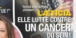 Laeticia Hallyday, trois ans après Johnny, elle lutte contre un cancer du sein