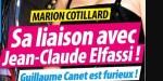 Marion Cotillard, sa liaison avec Jean-Claude Elfassi, Guillaume Canet furieux (photo)