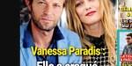 """Vanessa Paradis """"coup de coeur"""" pour Laurent Delahousse - Mise au point d'Alice Taglioni"""