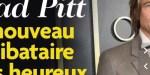 Brad Pitt célibataire et heureux - sa fille Shiloh va habiter avec lui