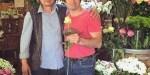 Christophe Dominici de sortie avec sa femme Loretta Denaro - moins loquace que d'habitude, une voisine témoigne