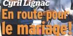 Cyril Lignac bientôt marié avec Déborah - Une grande annonce