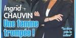 Ingrid Chauvin annule son divorce avec Thierry Peythieu - Elle lui pardonne