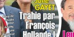 Julie Gayet, femme blessée, surprenante réaction face à Juliette Gernez (photo)