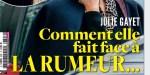 Julie Gayet, sérieuse épreuve, comment elle surmonte la crise avec François Hollande ?