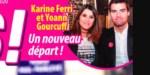 Karine Ferri, nouveau départ avec Yoann Gourcuff, fin d'histoire avec Bastien (photo)