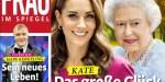 Kate Middleton, Camilla Parker-Bowles- guérilla au palais, jeu sournois de la reine
