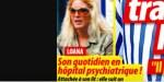 Loana, son quotidien en hôpital psychiatrique, attachée au lit, traitement puissant