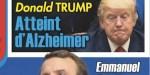 """Melania Trump inquiète pour Donald Trump """"atteint"""" de la maladie d'Alzheimer"""