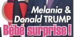 """Melania Trump, """"un bébé"""" surprise avec Donald, étrange rumeur"""