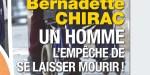 Bernadette Chirac va mieux, un homme l'empêche de se laisser mourir (photo)