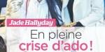 """Jade Hallyday, """"sérieuse crise"""" avec Laeticia - La photo qui en dit long"""