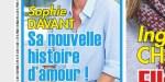 """Sophie Davant, une nouvelle histoire d'amour,  """"un bébé"""" en route"""