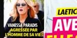 Vanessa Paradis sous le choc à Paris - agressée par l'homme de sa vie