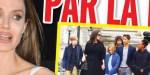 Brad Pitt et Angelina Jolie, fous d'angoisse, leurs enfants menacés de kidnapping