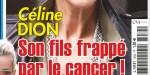 Céline Dion, inquiétude pour son fils René-Charles «malade», pour Noël, elle répond (photo)