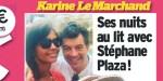Karine Le Marchand et Stéphane Plaza en couple, colocation bidon ?