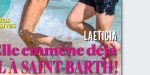 Laeticia Hallyday emmène Jalil Lespert à Saint-Barth, fin de crise (photo)