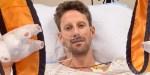 Romain Grosjean chez Laurent Delahousse - surprenante confidence sur la mort